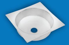 Round Bowl Sink